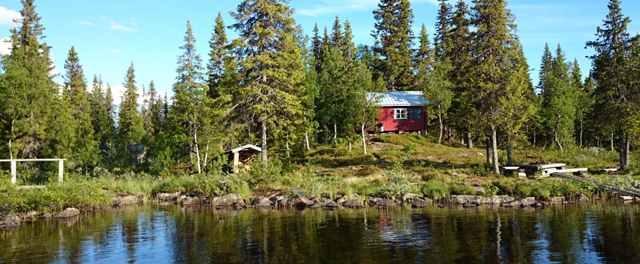 Borgjaur Jakt och Fiskecamp